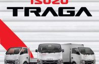 ISUZU PICK-UP TRAGA