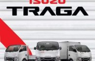Isuzu Pick-Up TRAGA BAK LEGA